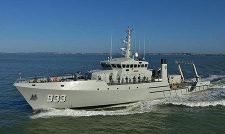KRI Rigel 933 (OCEA dossier )
