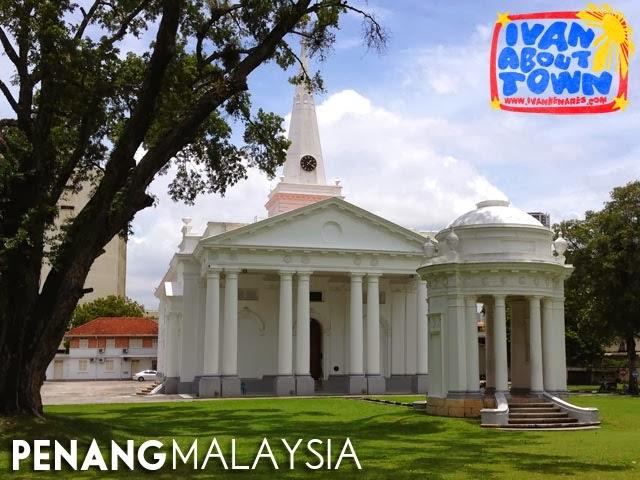 St. George's Church, Penang, Malaysia