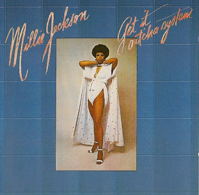 Millie Jackson 1978 Get It Outcha System CD EDITION