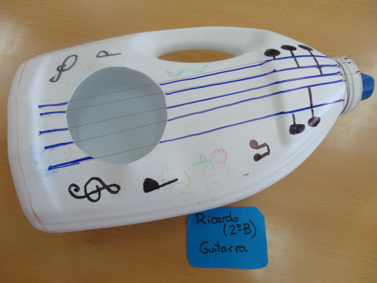 Como hacer un instrumento musical la bateria de material for Como construir piletas de material