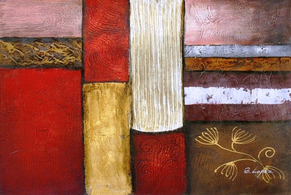 Cuadros modernos pinturas y dibujos pinturas al leo for Imagenes de cuadros abstractos faciles de hacer