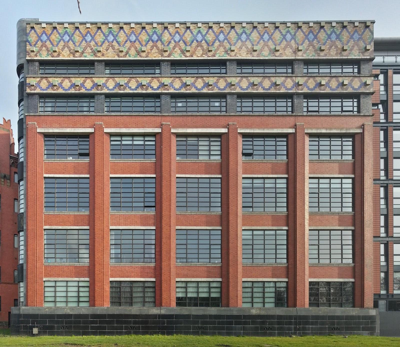 Templeton Carpet Factory,Glasgow