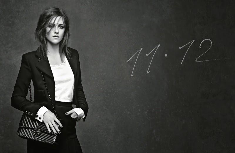 Chanel Handbag Campaign Spring/Summer 2015