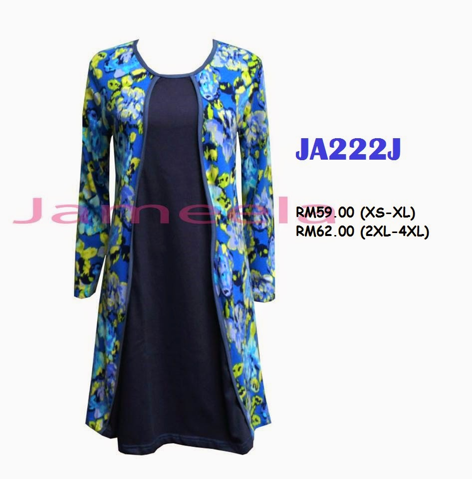 T-shirt-Muslimah-Jameela-JA222J