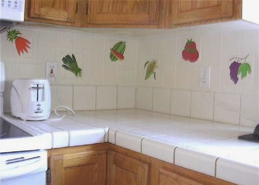 Olive Lane Alternatives to Subway Tile in the Kitchen