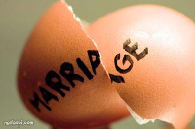 rumahtangga perkahwinan retak