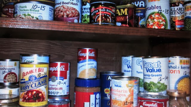 Food Storage Tips – Guest Post