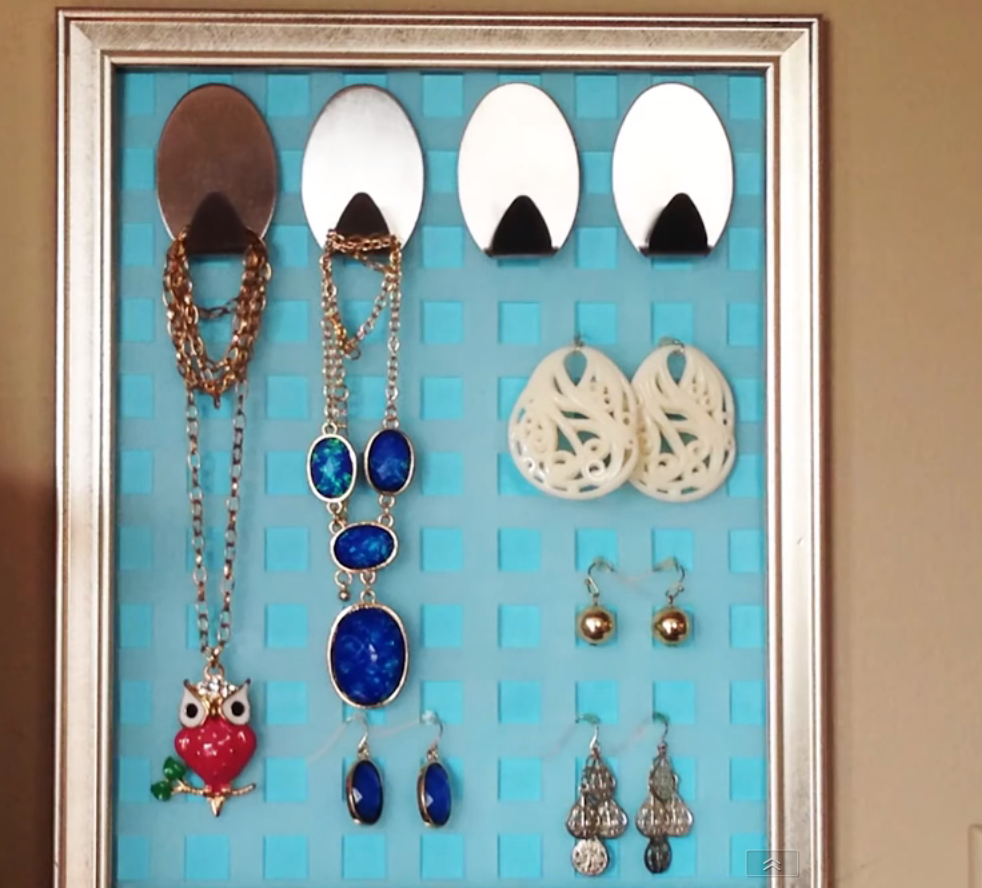 Love Light by Clara Slate Dollar Tree DIY Jewelry Organizer Mini
