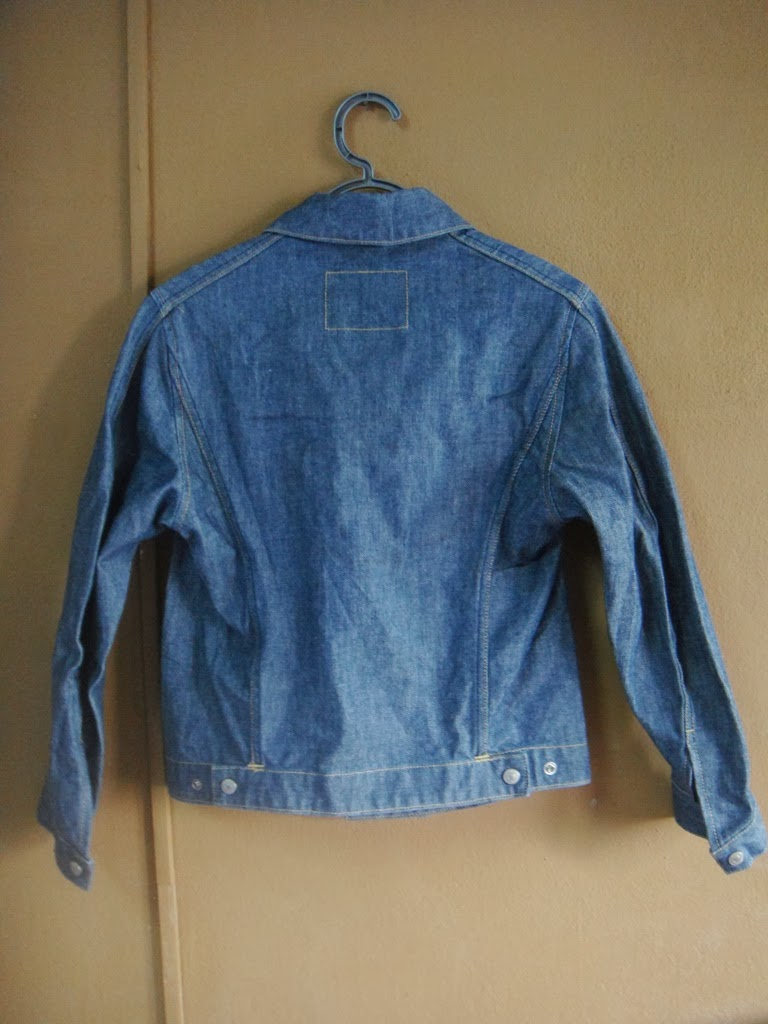 Levis Engineered Jeans JacketSOLD