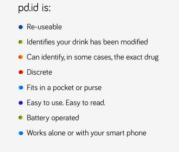 pd-id specifications
