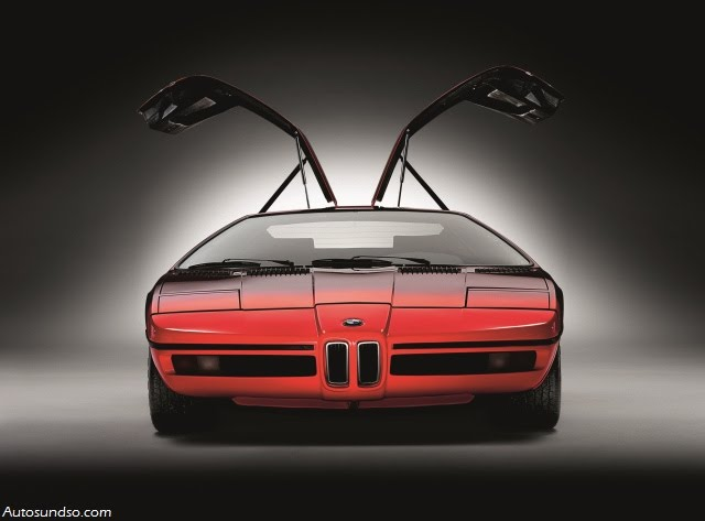 BMW Turbo 1972