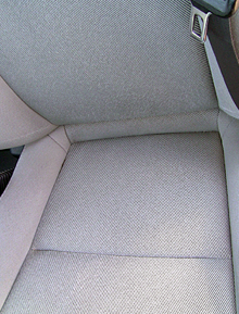 Interior Detailing: removing stains and odors