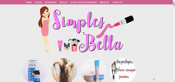 Novo layout do blog + Layouts free para o seu blog