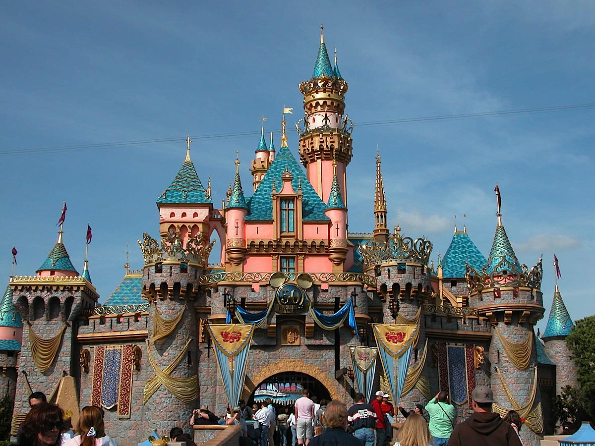 Cool Vacation Places In Usa World Disney Land Hot And