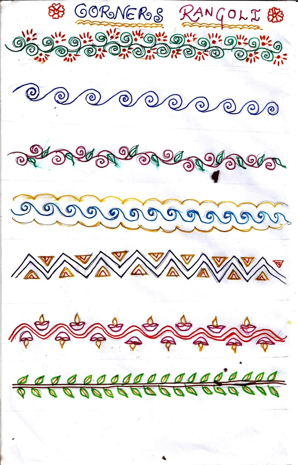 Full Page Borders  ClipArt ETC