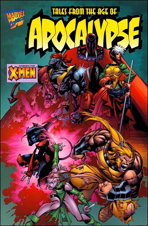 X-Men - A Era do Apocalipse #6