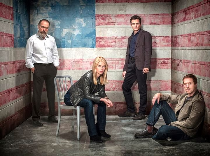 Showtime Homeland Cast Season 3 Finale