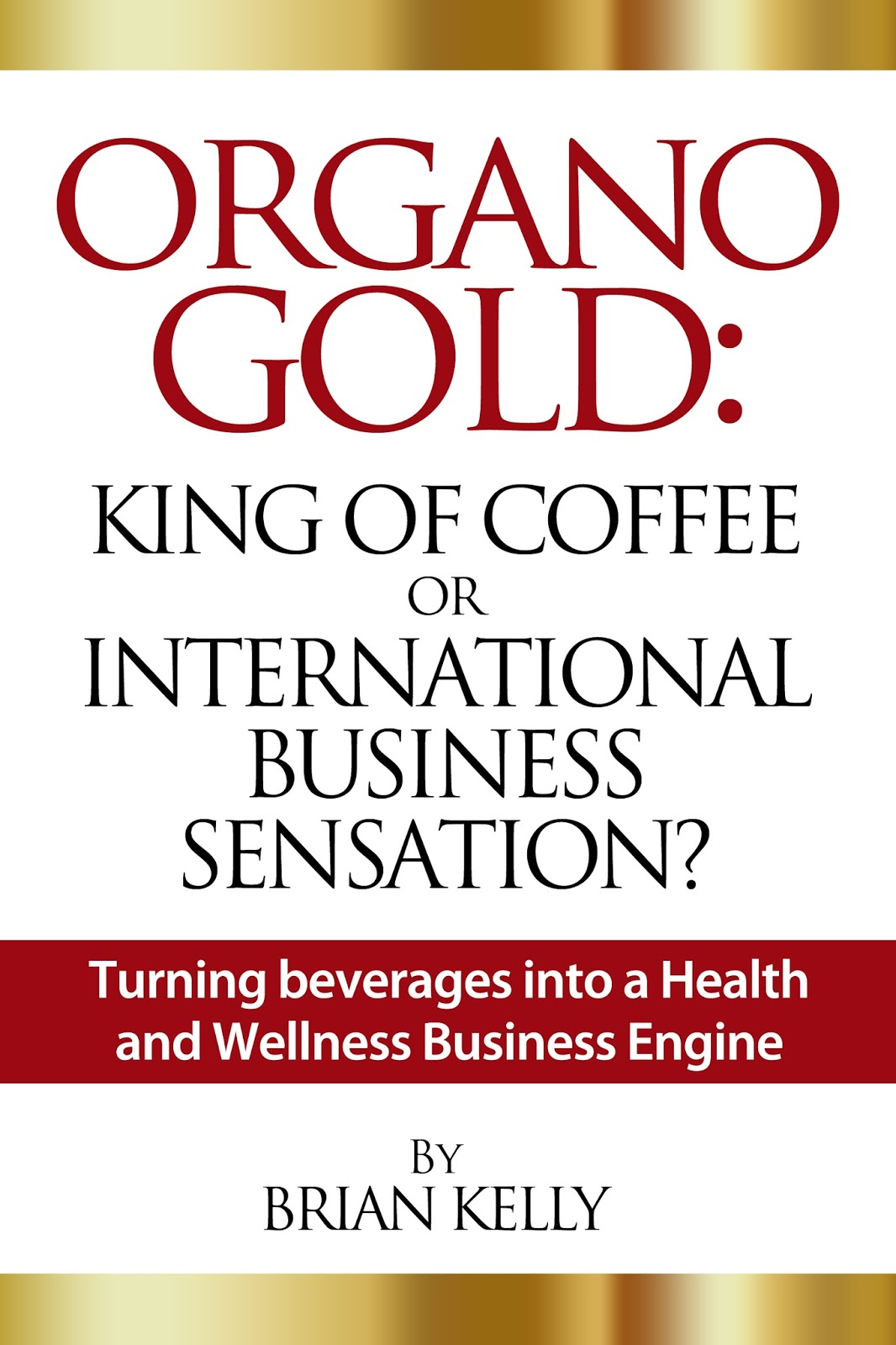 Network Marketing Tools & Books: Organo Gold Book exposes why they ...