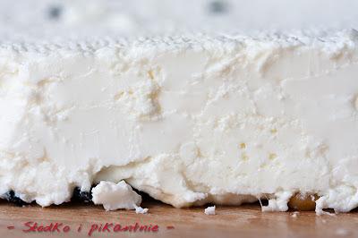 Struktura białego sera