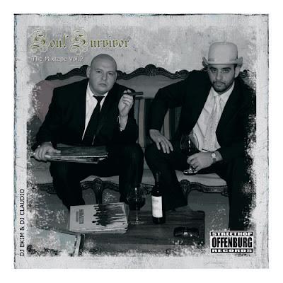 DJ Ekim & DJ Claudio - Soul Survivor Vol 2 (2009)