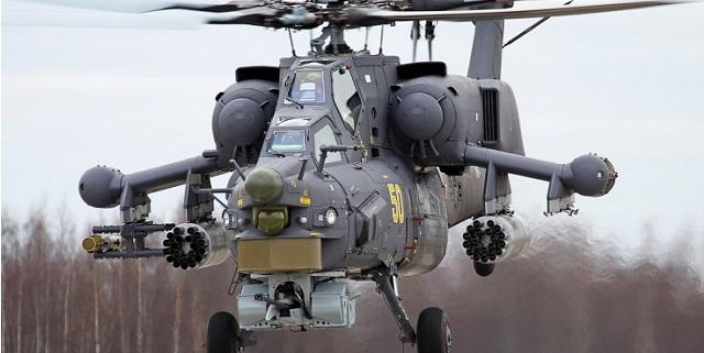 MI-28 ΝΕ: Δείτε το νέο εντυπωσιακό «ιπτάμενο άρμα» των Ρώσων (vid)