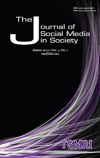 The Journal of Social Media in Society cover art