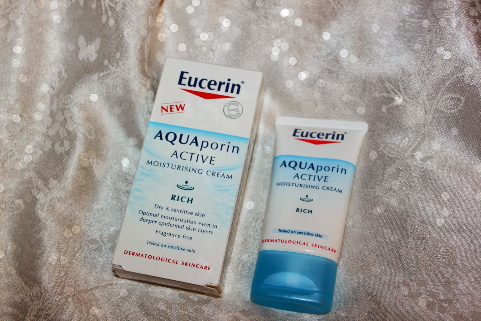 eucerin aquaporin review