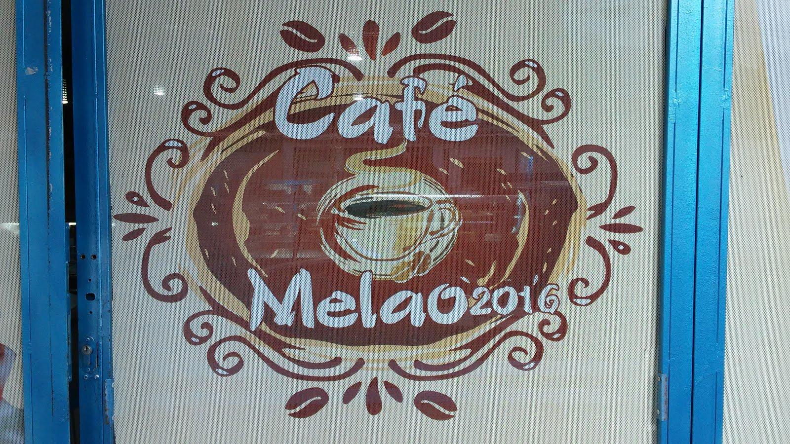 CAFE MELAO 2016
