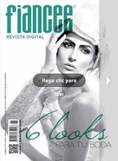 revista de bodas fiancee 1 2013