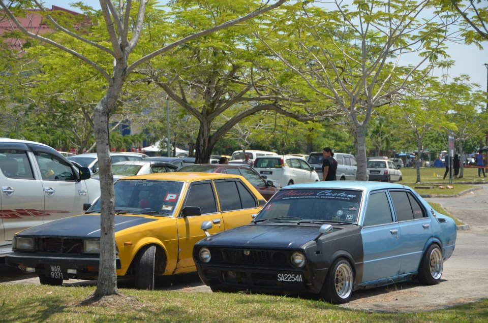Sabah Oldschool Car Owners Club: The Beginning