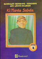toko buku rahma: buku KUMPULAN GENDHING-GENDHING LAN LAGON DOLANAN KI NARTA SABDA jilid 4, pengarang gatot sasminto, penerbit cendrawasih