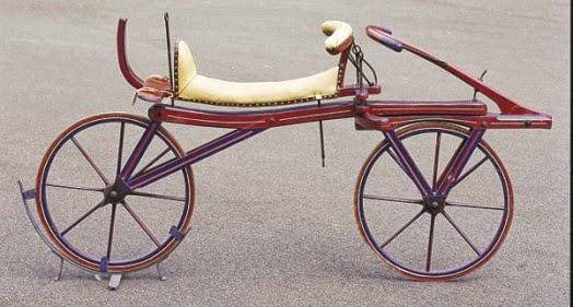 Asal Muasal Sepeda....!!!