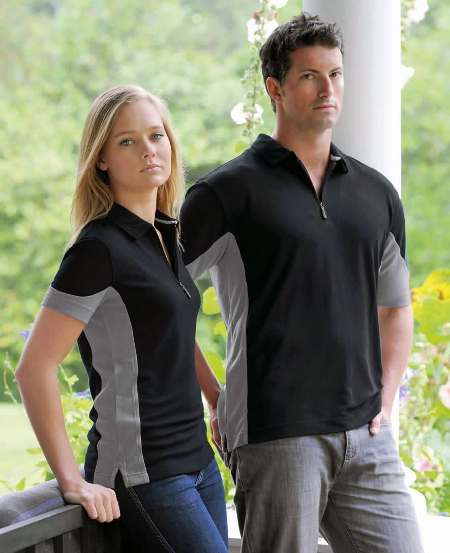 Áo đôi thể thao màu đen