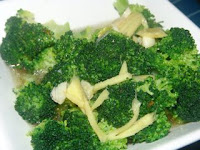 chinese recipe with broccoli steamed broccoli