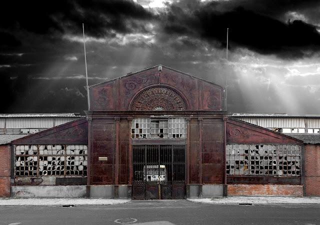Fábrica Braço de Prata em Lisboa