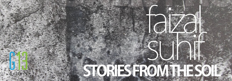 ''Stories From The Soil'' 2014 by Faizal Suhif