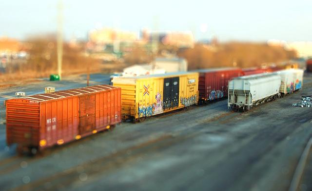 Freight Rail Cars