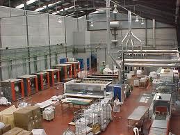 Lavanderia industrial s y k