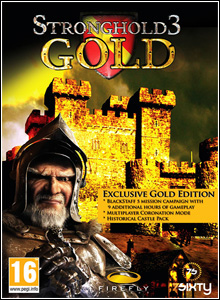 Download Jogo Stronghold 3 Gold PC Completo + Crack PROPHET 2012