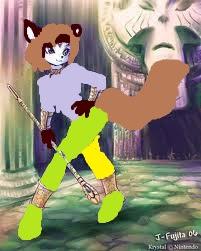 Natalia the Galactik Fox