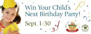 Primrose Schools Music Class Birthday Party Sweepstakes