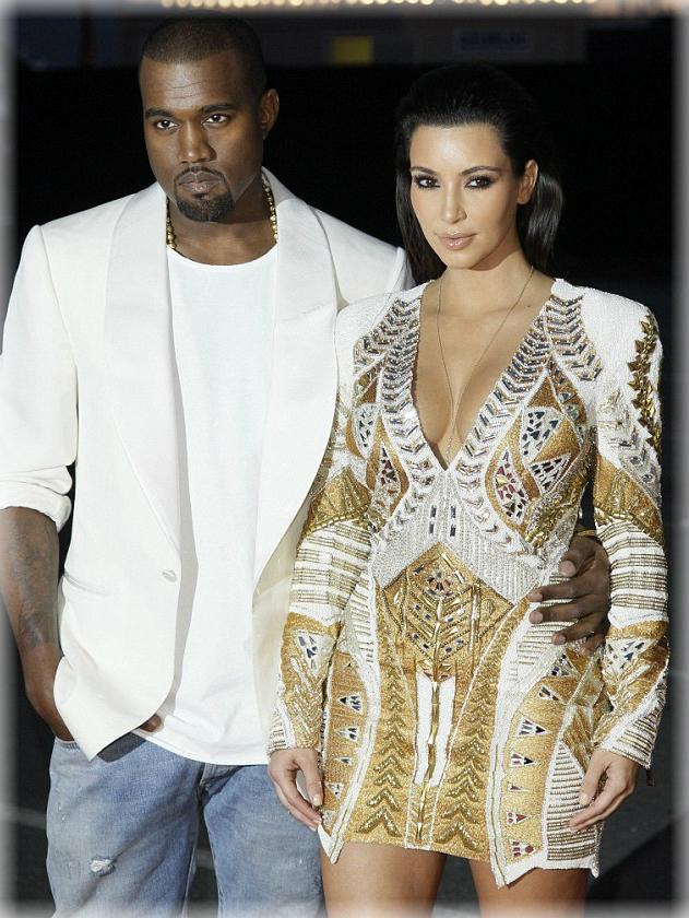 Kim Kardashian sueña con casarse con Kanye West