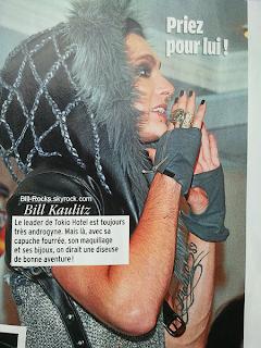 Tokio Hotel scans: Public nº 413/11 (Francia) Imagebam