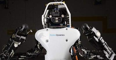 ΑΤΛΑΣ Το ανθρωποειδές ρομπότ της Google που τρέχει σαν άνθρωπος (Βίντεο)