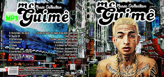 CD Mc Guimê – Music Collection (2015)