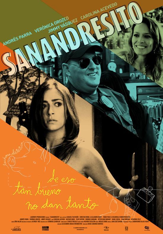 Ver Sanandresito (2012) Online