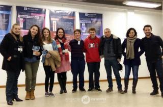 Alunos do Colégio israelita participam de evento sobre diversidade étnica e cultural