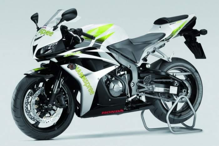 Probiker My Bike Honda Cbr 600 Rr Hannspree