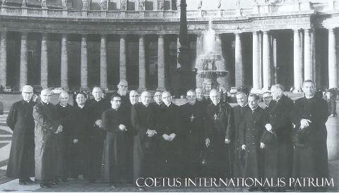 COETUS INTERNATIONALIS PATRUM