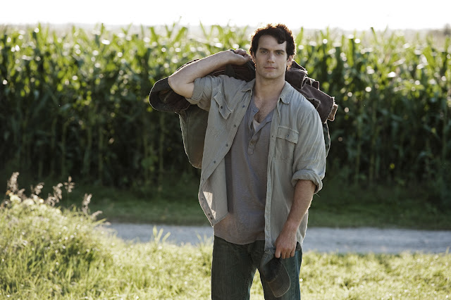 Man of Steel HENRY CAVILL as Clark Kent